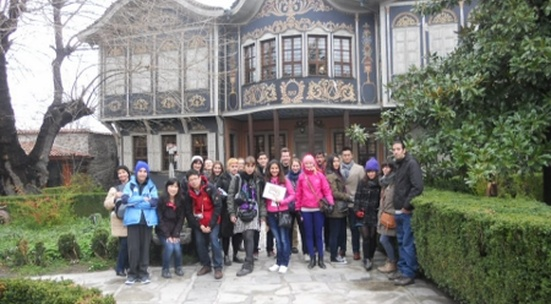 Join Free Plovdiv Tour